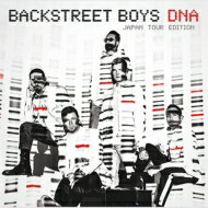洋楽, ロック・ポップス  Backstreet Boys DNA Japan Tour Edition CD