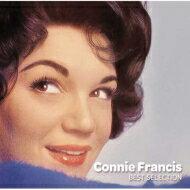 【送料無料】 Connie Francis コニーフランシス / コニー・フランシス〜ベスト・セレクション <MQA-CD / UHQCD> 【Hi Quality CD】