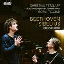 【送料無料】 Beethoven ベートーヴェン / ベートーヴェン:ヴァイオリン協奏曲、シベリウス:ヴァイオリン協奏曲