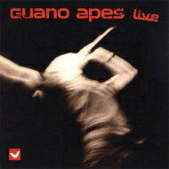 GuanoApesグアノエイプス/Live輸入盤【CD】