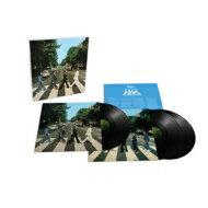 【送料無料】Beatlesビートルズ/AbbeyRoad(50周年記念スーパーデラックスエディション)(3枚組アナログレコード)【LP】