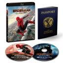 スパイダーマン:ファー・フロム・ホーム ブルーレイ&DVDセット(初回生産限定) 【BLU-RAY