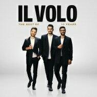 【送料無料】 Il Volo / The Best of 10 Years 輸入盤 【CD】