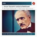 【送料無料】 Beethoven ベートーヴェン / 交響曲全集、ミサ・ソレムニス アルトゥーロ・トスカニーニ&NBC交響楽団(6CD) 輸