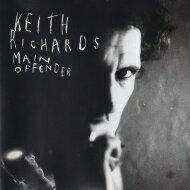 Keith Richards キースリチャーズ / Main Offender (アナログレコード) 【LP】