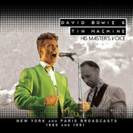 【送料無料】 David Bowie / Tin Machine / His Master's Voice 輸入盤 【CD】