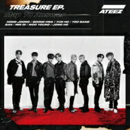韓国(K-POP)・アジア, 韓国(K-POP)  ATEEZ TREASURE EP. Map To Answer Type-A CD