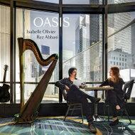 【送料無料】 Isabelle Olivier / Rez Abbasi / Oasis 輸入盤 【CD】