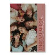 DreamNote / 3rd Single: Dream Wish 【CDS】