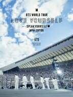 韓国(K-POP)・アジア, その他  BTS BTS WORLD TOUR LOVE YOURSELF: SPEAK YOURSELF - JAPAN EDITION (Blu-ray) BLU-RAY DISC