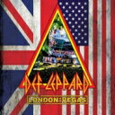 Def Leppard デフレパード / London To Vegas (Deluxe Box) (2DVD+4CD) 【DVD】