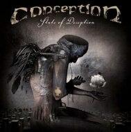 【送料無料】 Conception / State Of Deception 【完全生産限定盤】(2CD) 【CD】画像