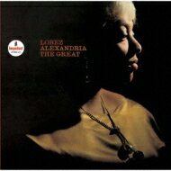 Lorez Alexandria ロレツ アレキサンドリア / Alexandria The Great (Uhqcd) 【Hi Quality CD】