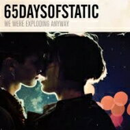 65daysofstatic シックスファイブデイズオブスタティック / We Were Exploding Anyway / Heavy Sky (Coloured Vinyl) 【LP】