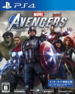 GameSoft(PlayStation4)/ PS4 Marvel'sAvengers(アベンジャーズ) GAME