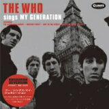 The Who フー / Sings My Generation 【CD】