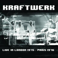 洋楽, ロック・ポップス  Kraftwerk Live In London 1975 Paris 1976 (2CD) CD