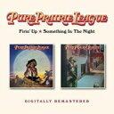 Pure Prairie League / Firin' Up / Something In The Night 輸入盤 【CD】 - HMV&BOOKS online 1号店