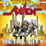 【送料無料】 Raven レイブン / Metal City 【CD】
