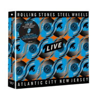 洋楽, ロック・ポップス Rolling Stones Steel Wheels Live (Blu-ray2CD) BLU-RAY DISC
