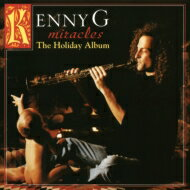 Kenny G ケニージー / Miracles: The Holiday Album (アナログレコード) 【LP】