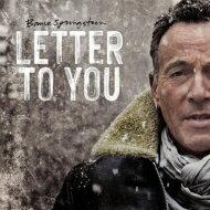 ロック・ポップス, アーティスト名・B  Bruce Springsteen Letter To You CD