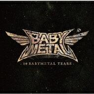 ロック・ポップス, アーティスト名・は行  BABYMETAL 10 BABYMETAL YEARS A(Blu-ray CD
