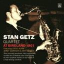 【送料無料】 Stan Getz スタンゲッツ / At Birdland 1961 【CD】