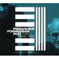 レコード, ジャズ Enrico Pieranunzi Thomas Fonnesbaek Real You ( LP