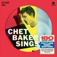 レコード, ジャズ Chet Baker Sings ( 180 Wax Time) LP
