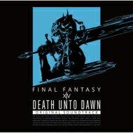 ミュージック, その他  Death Unto Dawn: FINAL FANTASY XIV Original Soundtrack Blu-ray Disc Music BLU-RAY AUDIO