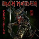 【送料無料】 IRON MAIDEN アイアンメイデン / Senjutsu: 戦術 【初回限定盤】(2CD) 【CD】