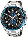 カシオ CASIO エディフィス EDIFICE 腕時計 メンズ EF-539D-1A2