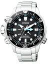 シチズン CITIZEN 腕時計 PROMASTER プロマスター エコ・ドライブ アクアランド ダイバー200m BN2031-85E