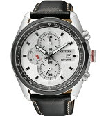 シチズン CITIZEN エコドライブ クロノグラフ 腕時計 メンズ CA0361-04A