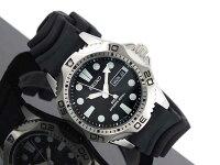 セイコーSEIKOソーラー200M防水ダイバーズ腕時計SNE107P2