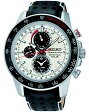 セイコー スポーチュラ ソーラーパーペチュアル アラームクロノグラフ 腕時計 SSC359P1