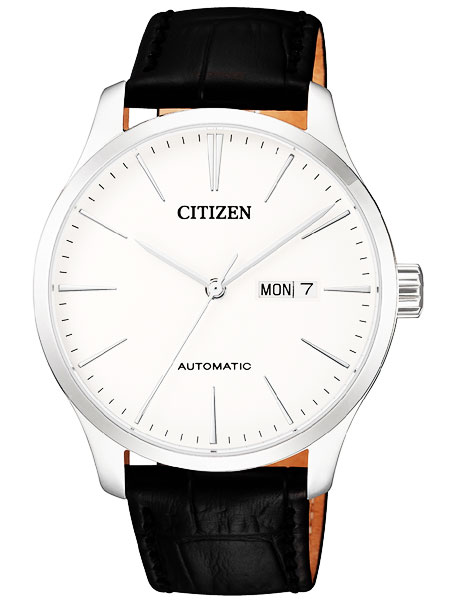 シチズン CITIZEN 自動巻き メカニカル デーデイト 腕時計 NH8350-08B
