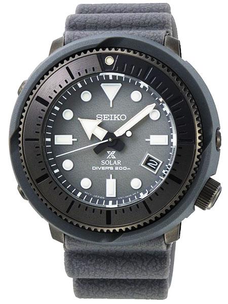 セイコーSEIKOプロスペックスPROSPEXソーラー200Mダイバーズ腕時計SNE537P1