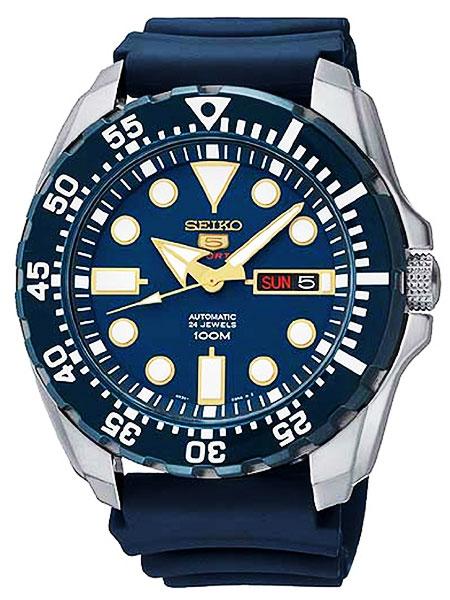 セイコー セイコー5 ファイブスポーツ 自動巻き メンズ 腕時計 SRP605K2