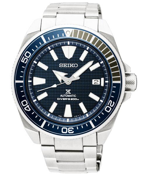 セイコーSEIKOプロスペックスPROSPEX自動巻きサムライダイバーズ日本製腕時計SRPB49J1