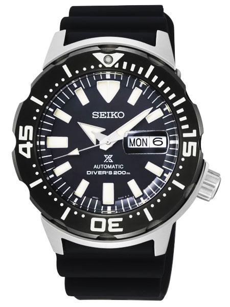 セイコーSEIKOプロスペックスPROSPEXモンスターMONSTERダイバーズ自動巻き腕時計SRPD27K1