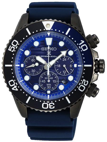 セイコーSEIKOプロスペックスPROSPEXソーラーダイバーズクロノグラフスペシャルエディションモデル腕時計SSC701P1