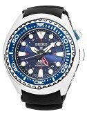 セイコー プロスペックス キネティック GMT ダイバー PADIエディション メンズ 腕時計 SUN065P1 ネイビー