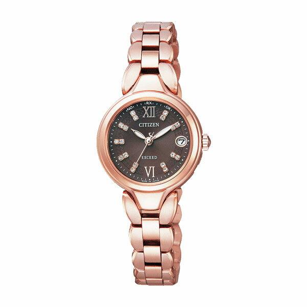 シチズン CITIZEN エクシード レディース 腕時計 ES8042-67Z 国内正規