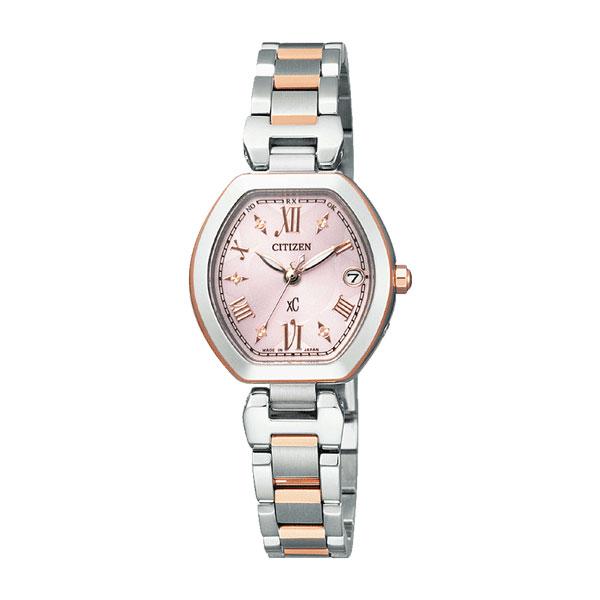 シチズン CITIZEN クロスシー レディース 腕時計 ES8054-50W 国内正規