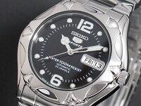 セイコーSEIKOセイコー5スポーツ5SPORTS日本製自動巻き腕時計SNZ453J1