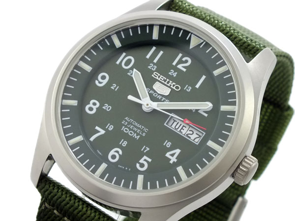 腕時計, メンズ腕時計  SEIKO 5 5 SPORTS SNZG09K1