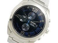 セイコーSEIKOソーラーメンズクロノ腕時計SSC213P1