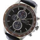セイコー SEIKO クロノ ソーラー メンズ 腕時計 SSC503P1 ブラウン